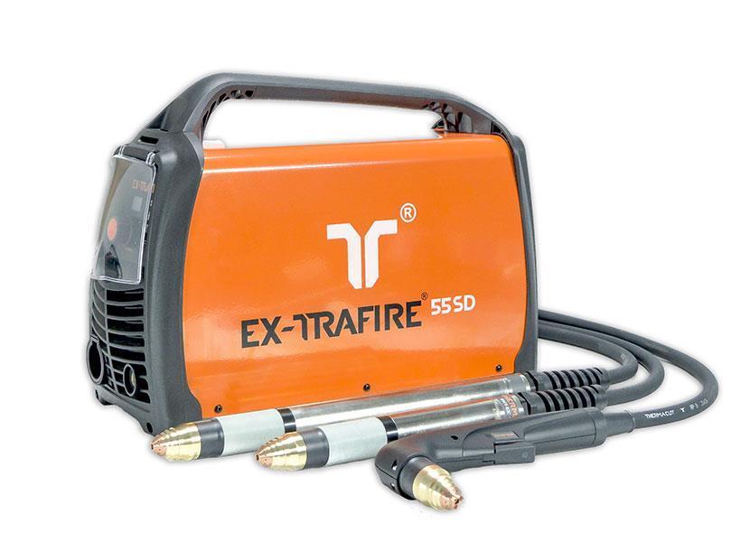 Plasmaskärmaskin EX-Trafire 55 SD