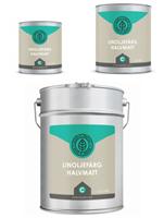 Linoljefärg HM 0,9 liter