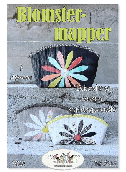 203 Blomstermapper