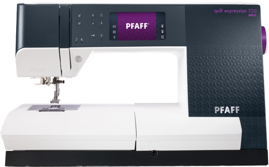 Pfaff  Quilt Expression 720 ompelukone