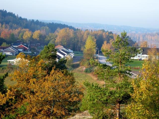 Höst i Kvarnvik