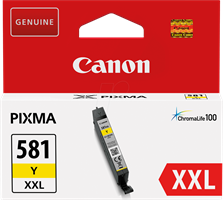 Canon CLI-581XXL Yellow Ink