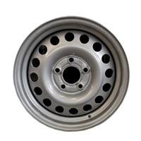Fälg 4,5J-13H2 5/67/112 Silver Offset +33