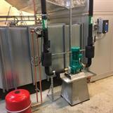 Pump värmeåtervinning