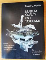 Museum quality fish taxidermy