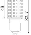 E27 SMD90