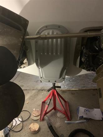 Installation av häckpropeller