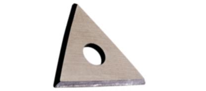 Skär till färgskrapa trekantig