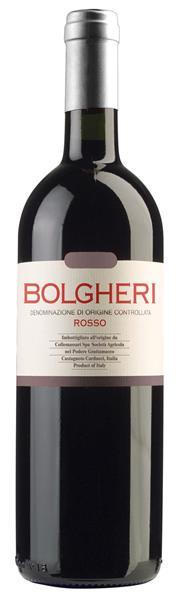 Bolgheri Rosso DOC -16 Mag