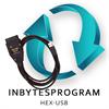 Inbyte av HEX-USB