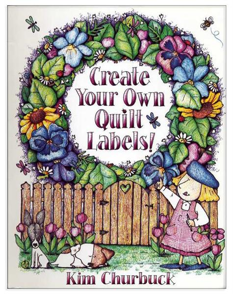 Qreate Your Own Quilt Labels