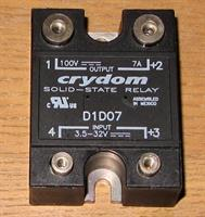 Solid State relæ, Crydom D1D07