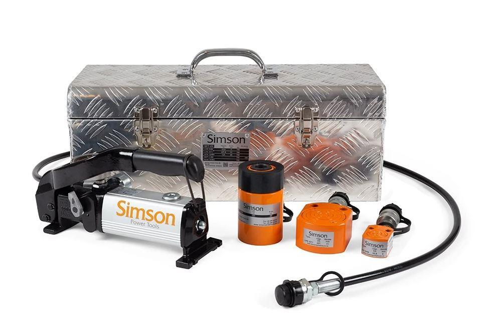 Simson Hydraulverktyg-sats nr.1