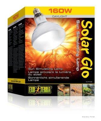 Solar Glo, Fullspektrum UVB, 160 watt