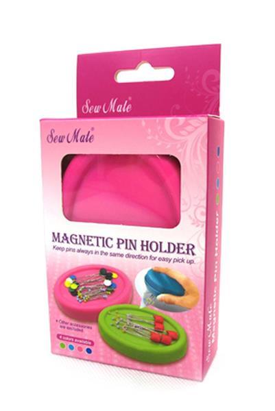 SewMate magneettineulatyyny pinkki