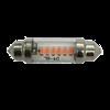 Spollampa 6V 42mm
