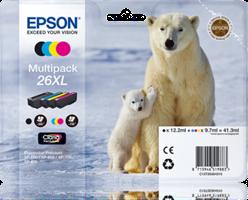 Epson 26XL Multipack 4 färger