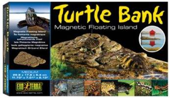 Turtle Bank, Medium