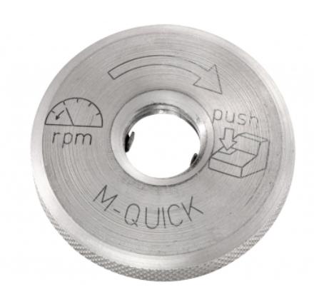 Metabo Quickmutter M14 125mm