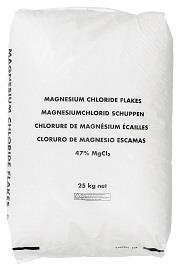 Magnesiumklorid 25 kg