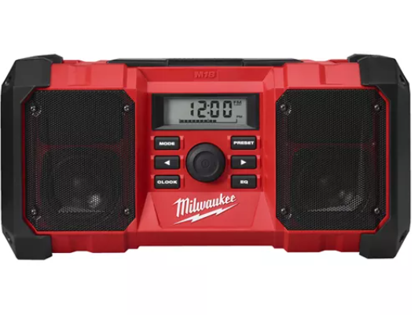Milwaukee Arbetsradio M18 JSR-0