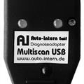 Inbyte av AI-USB+CAN