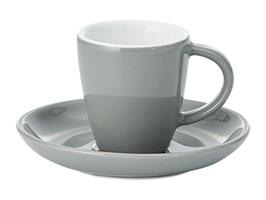 Espressocup and -saucer