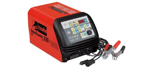 Batteriladdare starttronic 330