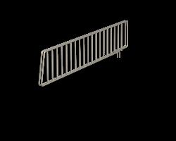 Avdelare för trådhylla 430
