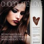 Juuce conditioning colour treatment rich chocolate