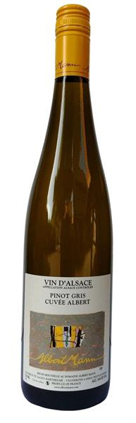 Pinot Gris Cuvée Albert -17