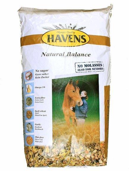 Havens Natural Balance 17,5 +