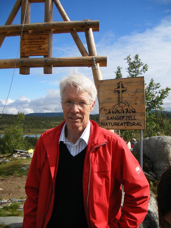 """Konstruktør og """"byggmester"""" Bekkestad"""