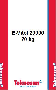 E-Vitol 20000 20 kg