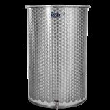 Tank uten ben, innvendig flytende lokk, lokk med gjælås i størrelse 30 og 70 liter på lager. finnes i flere størrelser.