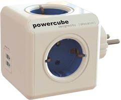 Powercube Original+ 2 USB Blue