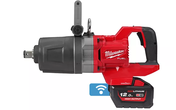 Milwaukee Mutterdragare M18 ONEFHIWF1DS-121C