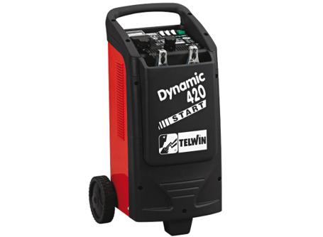 Batteriladdare dynamic 420