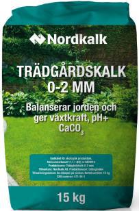 Trädgårdskalk 15 kg