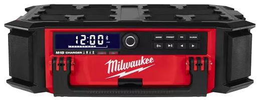 Milwaukee Packout M18 radio