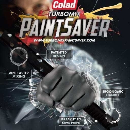 Colad Turbomixer Paintsaver