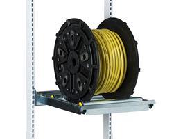 Bobinhållare för 1 bobin 600 mm c/c