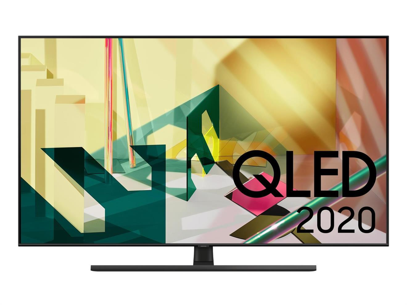 "Samsung 75"" QLED 4K Smart TV QE75Q70"