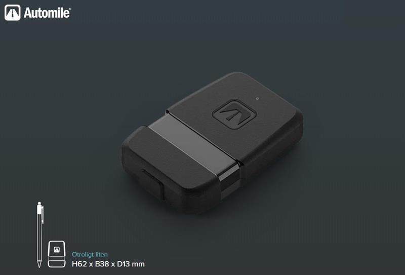 Automile Mini Tracker 3 år