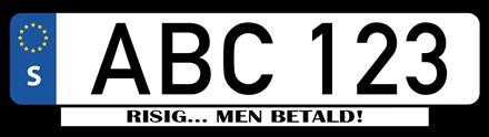 RISIG... MEN BETALD!