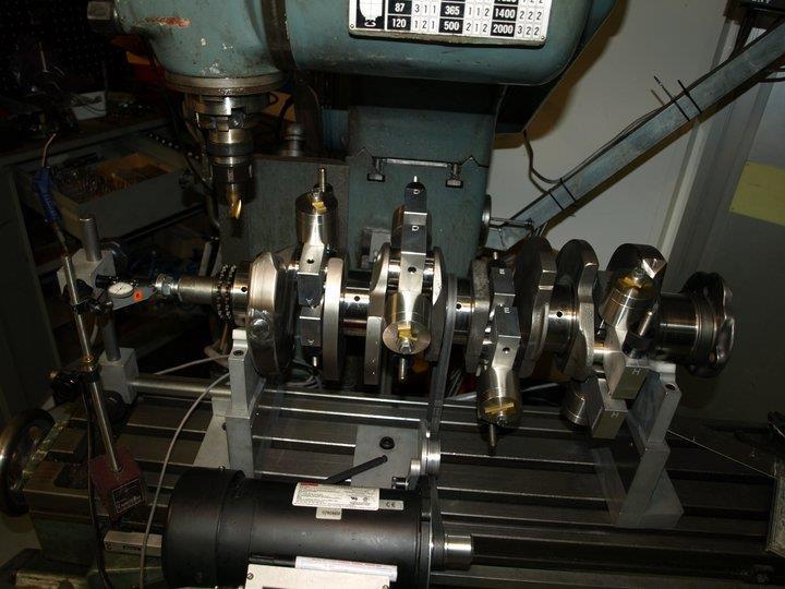 Balansering pontiac motor