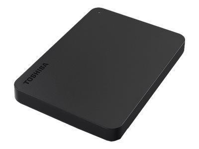 "Toshiba Canvio Ready 1TB Black 2,5""USB3.0"