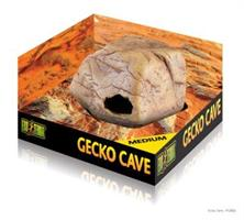 Gecko cave, Medium