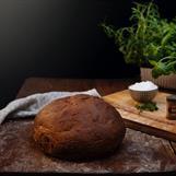 ÖlandsGrova, det klassiska ölandsbrödet med tydligt inslag av mörkmalt