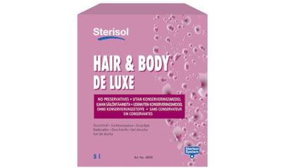 Schampo/Dusch Sterisol Hair&Body 5L